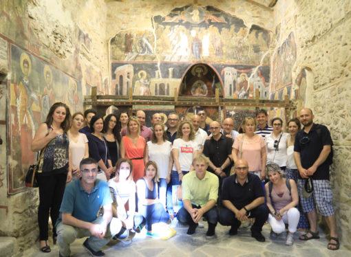 Επίσκεψη μελέτης στην Καστοριά, στο πλαίσιο υλοποίησης του έργου EPICAH
