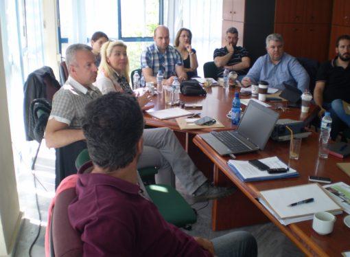 3η Συνάντηση Δικτύου Εμπλεκόμενων Μερών – EPICAH